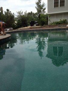Salem NH Natural Pool Liner