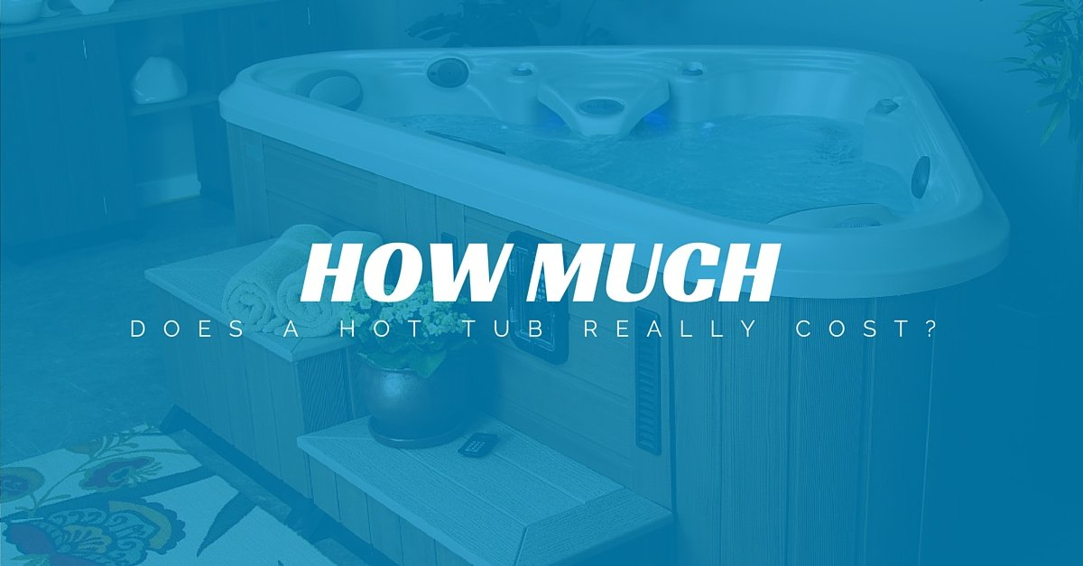 How much does a hot tub really cost?