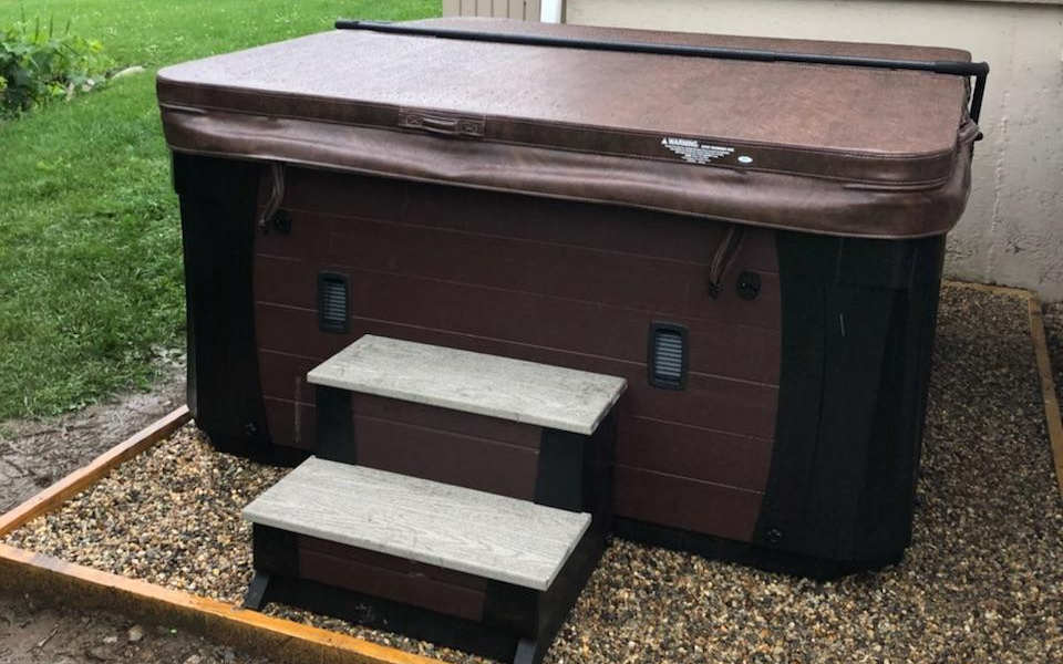 What Type Of Base Do You Need For A Hot Tub Spa